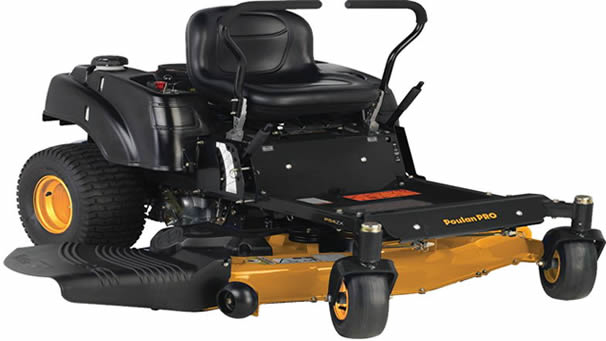 Best Zero Turn Mower For 2017 Poulan Pro P54zx Review