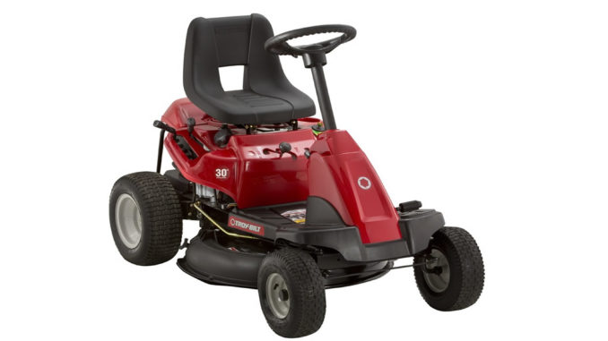 The Best Of The Small Zero Turn Mowers Is A Troy Bilt