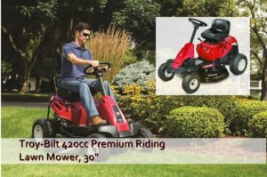 troy bilt TB30R best of the small zero turn mowers
