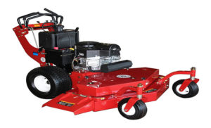 bradley commercial walk behind mower