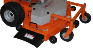 turf beast commercial walk behind mower wheelbase