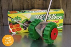 seed sowing hopper
