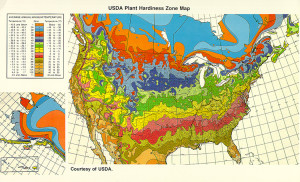 climate zones for plants
