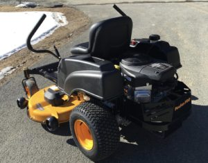 Poulan Pro P46ZX - best zero turn mower on the market