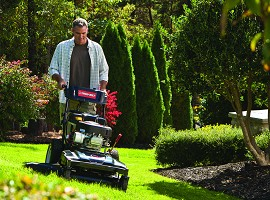 Troy-Bilt TB WC33 Wide Cut Mower