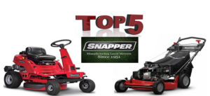 snapper mowers review