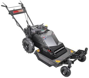 swisher one of the best commercial walk behind mowers