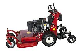 "36"" Bradley Stand On Mower"