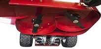 "Bradley 36"" stand on mower twin blades"