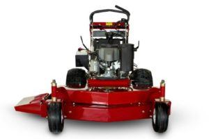 Bradley stand on commercial 48 inch mower