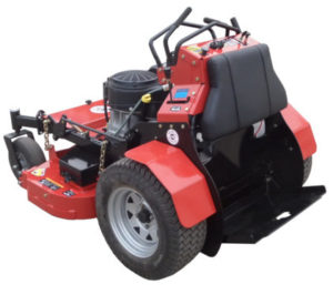 Bradley Commercial Stand On Mower