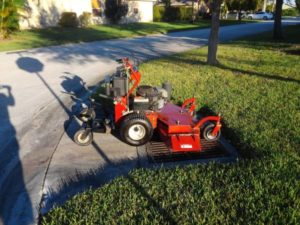 Bradley Stand On Mower 52 inch