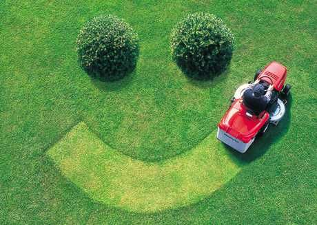 Make your grass smile with the right riding mower