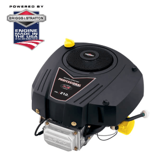Briggs and Stratton professional riding lawn mower engine