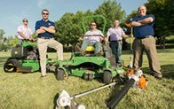 How To Hire A Commercial Landscaper How Does Your Garden Mow