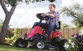The Troy-Bilt Powermore gives a beautiful professional finish every time