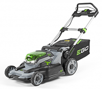 The Ego Power+ is one of the best mulching mowers on the market