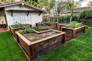 using raised beds can help reduce muscle fatigue