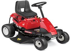 "The best 30"" riding lawn mower is the Troy Bilt Powermore"