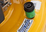 Cub Cadet Smartjet wash port