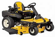 Cub Cadet Z Force S mower