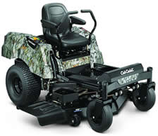Cub Cadet Z Force in Camo