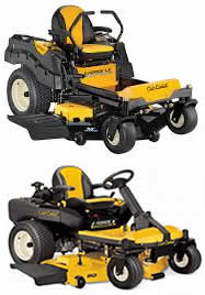 Cub Cadet Z Force series