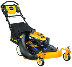 The Cub Cadet RWD wide-cut