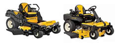 Cub Cadet Z-Force-L and Z-Force-S small