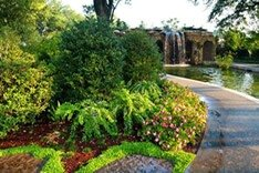 Texas landscaping services
