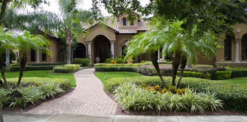 Landscaping Services Florida