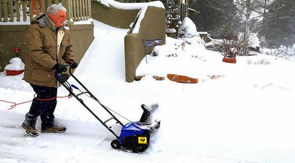 best lightweight snow blower