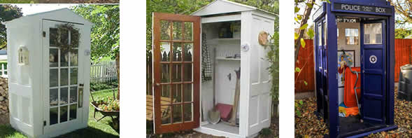 booth shed